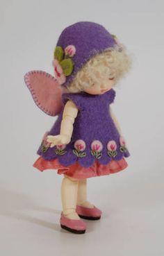 Lilac Fairy (Puki size)