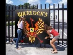 Warlocks MC - One Percenter motorcycle club Documentary Biker Clubs, Motorcycle Clubs, Sebring Florida, Wild Spirit, Alice In Chains, Cut And Color, Live Music, Liverpool