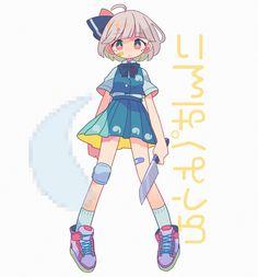 Different Art Styles, Cute Art Styles, Cartoon Art Styles, Anime Kawaii, Kawaii Art, Inspirational Artwork, Art Reference Poses, Art Challenge, Renaissance Art