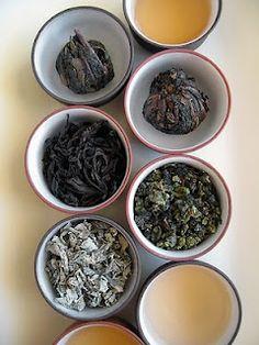 Cup of tea - Chinese tea tasting - Mevrouw  Cha