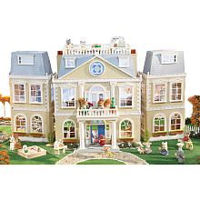 "Calico Critters Cloverleaf Manor - International Playthings - Toys ""R"" Us"