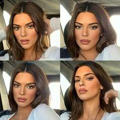 Kendall Jenner Halloween, Kendall Jenner Face, Kendall Jenner Outfits, Kylie, Glam Makeup, Hair Makeup, Le Style Du Jenner, Foto Pose, Kardashian Jenner