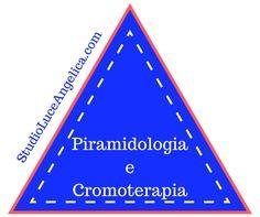 La piramidologia e cromoterapia sono due servizi offerti dallo Studio Luce Angelica.