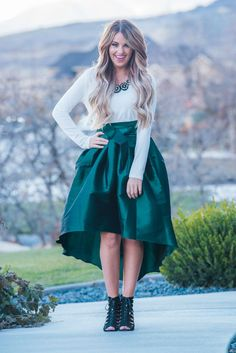 Claira High Low Skirt | SexyModest Boutique