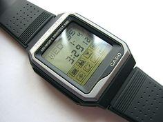 Casio Touch Screen