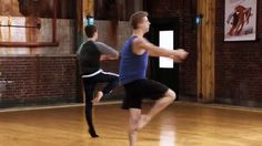 Noah & Eldon (Miles Erlick & Isaac Lupien) // The Next Step Dance Stuff, Dance Photos, Dance Pictures, Gif Animé, Animated Gif, Gifs, I Feel Free, Contortion, The Next Step