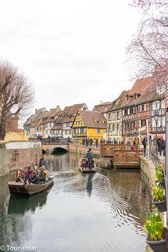 Colmar, La Alsacia, Francia