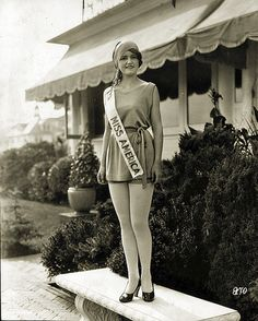 """1927: The first Miss America from Illinois was the one who kept the title the longest, from 1927 to 1933. Her extended reign had less to do with her """"pulchritude"""" (a word that turns up a lot in old Miss America news stories) than with the pageant's cancellation due to complaints that the contestants not only exposed their flesh but also wanted some compensation for participating. But Lois Delander, who was only 16, just wanted to finish high school. She did, later married and lived in…"""