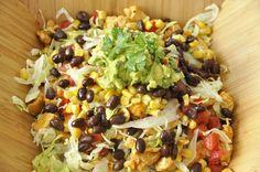 Copy Cat Chipotle Chicken Burrito Bowls Recipe