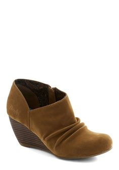 Clay It Up Bootie, #ModCloth