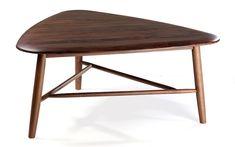 ESTELLE TRIANGLE COFFEE TABLE, 0.85M
