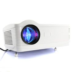 Amazon.com: 1080P H3 Model 1280*768 1280*1024 3000 Lumen 3*HDMI+YPBPR+SV+SD+AV LED Multimedia HD Video Projector Home Cinema Theater 16:9/4:3 Aspect Ratio Contrast:2000:1 for Business Conference/School Classroom Teaching/Home Entertainment: Electronics