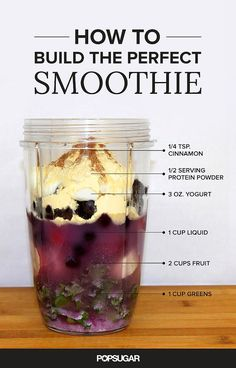 How to Make a Great Smoothie
