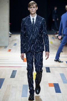 Dior Homme Spring 2015 Menswear Fashion Show