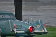 Photographs of the 1951 Buick LeSabre Concept. An image gallery of the 1951 Buick LeSabre Concept. Cars Usa, Us Cars, Automobile, Beetle Car, Car Camper, Buick Lesabre, Engin, Harley, Futuristic Cars