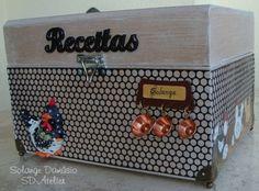 RECIPE BOX SD Atelier
