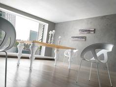 Tavolo Vivido Articolo 4262 Tavolo Fisso Con 4 Gambe Tornite Classiche Attacchi Sotto Piano Rovere Massello Tavoli In Legno Tavoli Da Pranzo Tavoli