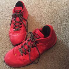 3784f9a2df97 Jordan basketball shoes Jordan Chris Paul 3 basketball shoes. Willing to  trade Jordan Shoes Athletic