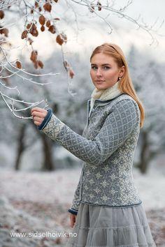 a12f163c Nordic Sweater, Norwegian Knitting, Knitting Patterns Free, Free Knitting,  Knitting Designs,