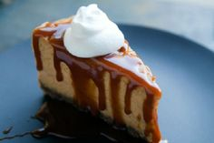 Pumpkin Cheesecake from Simply Recipes