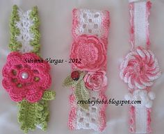 Headbands. Image Only. Webpage isn't in English. It might be a pattern, or it might be the Ascot Racing Form -- can't tell.
