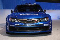 SUBARU IMPREZA WRC 2009