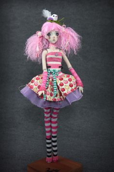 Doll BJD Dolls Porcelain Dolls by FHDolls Forgotten Hearts
