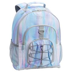 Pottery Barn Teen Gear-Up Pink/Purple Marble Rolling Backpack Marble Pencil Case, Marble Backpack, Pottery Barn Kids Backpack, Pottery Barn Teen Backpacks, San Francisco Design, Luggage Backpack, Backpack Bags, Purple Marble, Backpack For Teens