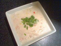 Vietnamesisk suppe m. Kylling & rejer, Vietnam,Andet, Andet, Suppe, opskrift