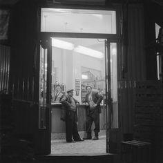 Kees Scherer,    Paris 1954-1958