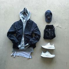 : #Quicksilver #FearofGod #HM : #HM : #Adidas #Ultraboost