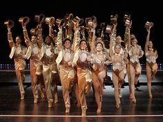 Broadway Musicals.