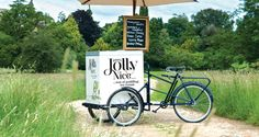 packaging identity 2  jolly nice ice cream stand