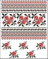 Gallery.ru / Фото #68 - схеми вишиванок - vira-pagut
