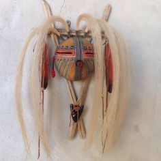Feather Crafts To Sell – feather crafts Art Dolls, Gourd Art, Southwest Art, Stone Art, Native American Masks, Feather Painting, Art, Native American Dolls, Masks Art
