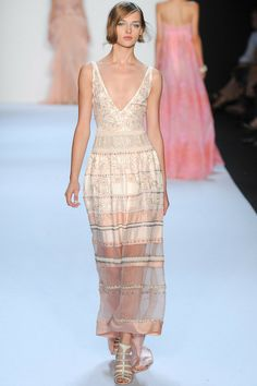 Spring 2014 RTW - Badgley Mischka