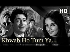Khwaab Ho Tum Ya Koi - Dev Anand - Teen Deviyan - Romantic Old Hindi Songs - Kishore Kumar - YouTube 90s Hit Songs, 1970 Songs, Marathi Song, Song Hindi, Bollywood Posters, Bollywood Songs, Romantic Song Lyrics, Evergreen Songs, Hindi Video