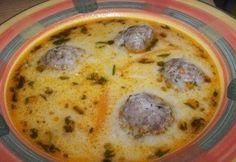 Tárkonyos húsgombócleves Chowder Recipes, Soup Recipes, Diet Recipes, Chicken Recipes, Cooking Recipes, Healthy Recipes, Hungarian Cuisine, Hungarian Recipes, Vegetable Soup Healthy