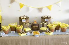 winnie the pooh party - http://www.facebook.com/esinika.events