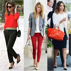 a das dúvidas campeã de emails, muita gente sempre pergunta: como se vestir para um trabalho formal, mas sem ficar com cara de senhorinha???...