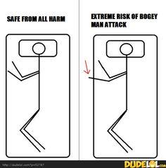 When Sleeping