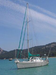2000 Garcia 48 CC Sail Boat For Sale - www.yachtworld.com