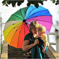 the sling diaries: mietta and anaru babywearing joy! #sakurabloom #babywearing #toddlerwearing