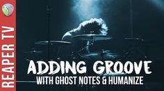 Add groove and a human element to your programmed drums with this weeks new video tutorial. https://www.youtube.com/watch?v=OHkIrzZpnts&list=PLh1Qaso9T1U39npaDxKGVtBnWz7QZclXV