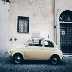Fiat 500 / photo by marielleko