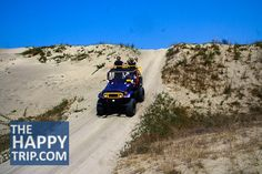 ILOCOS NORTE, Sand Dunes Adventure