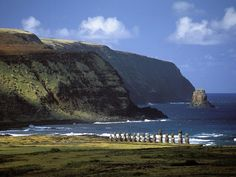 Easter Island - My Dream Holiday - Strikeapose
