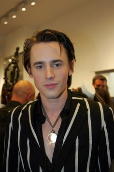Reeve Carney - Scoop NYC  EDUN Celebrate Fashion's Night Out