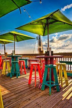Sunset Pier, Key West