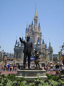 Walt Disney World. No matter how many places i've been too. This will always be my favorite